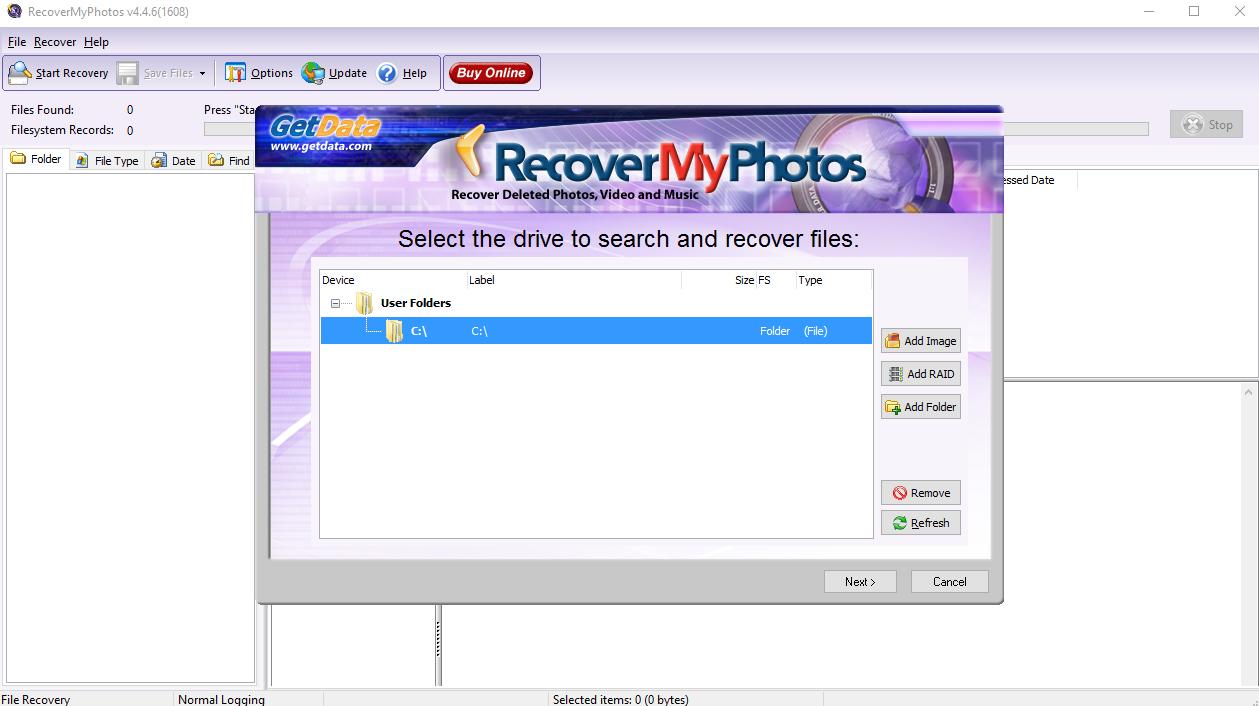 recovery-my-photos-resimleri-kurtarmak-adim-1